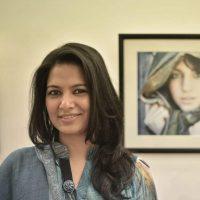 Ayreen Khan, Visual Artist, Writer, Researcher and Social Actor